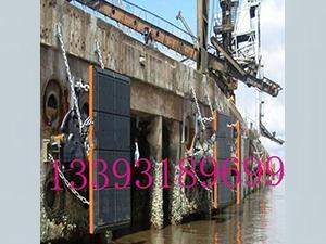 碼頭防撞護板2